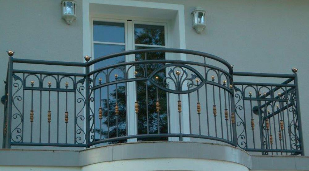 Kunstschmiede Alteneder Balkone