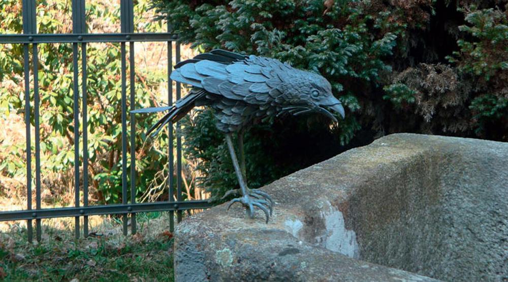 Kunstschmiede Alteneder Gartengestaltaung