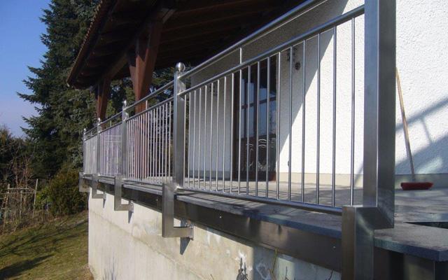 Balkone Edelstahl Kunstschmiede Alteneder