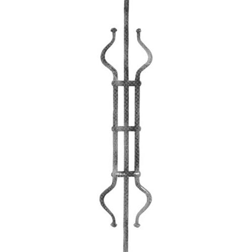 Schmiedeeisen Design-Zierstäbe Kunstschmiede Alteneder GmbH