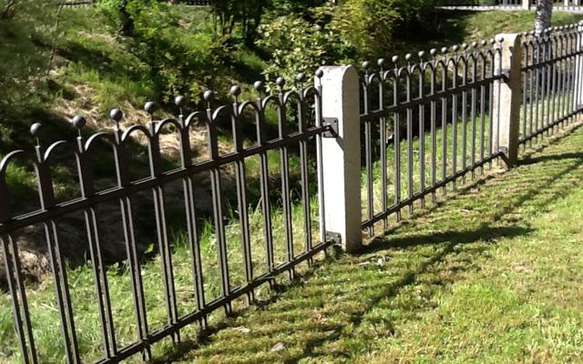 Gartenzäune Schmiedeeisen Kunstschmiede Alteneder