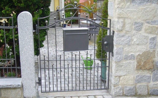 Kunstschmiede Alteneder Gartentore